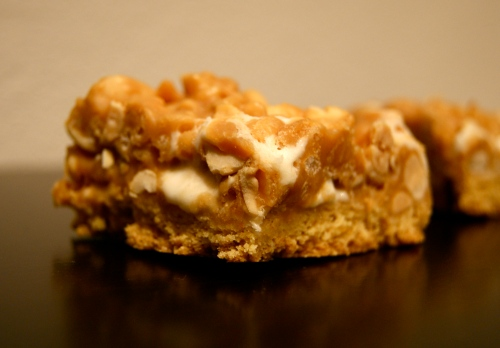 Payday Cookie Bars